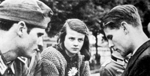 The White Rose Society, German Resistance against Nazi Fascism