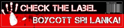 boycott sri lanka