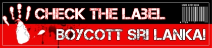 www.boycottsrilanka.com